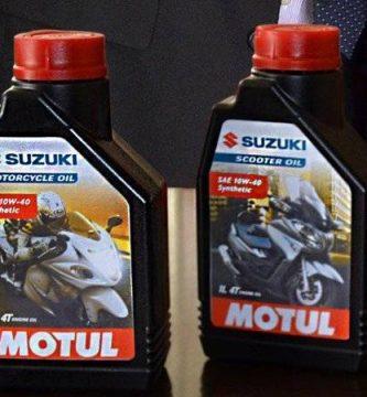 Suzuki by Motul