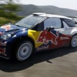 Loeb y Ogier en cabeza del Rally de Finlandia