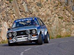 Septiembre trae los 40 años del Ralli d' Andorra